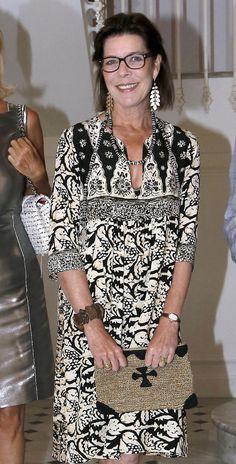 Carolina de Mónaco, embajadora de excepción de la firma de su nuera, Tatiana Santo Domingo - Foto 4