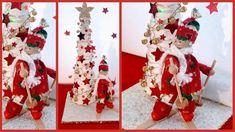 MANUALIDAD PARA NAVIDAD, FACIL Y PRECIOSA ¡¡¡ Advent Calendar, Gift Wrapping, Holiday Decor, Christmas, Gifts, Diy, Youtube, Home Decor, Creative Decor