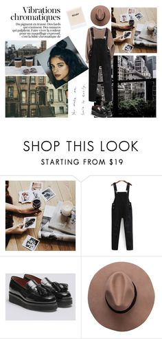 """""""V I B R A T I O N S  C H R O M A T I Q U E S"""" by annie-1696 ❤ liked on Polyvore featuring Grenson"""