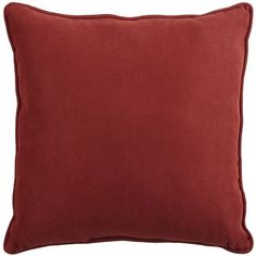 "Calliope Pillow - 17"" Spice"