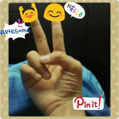 #it'sanemojifingers!!!♡♡♡