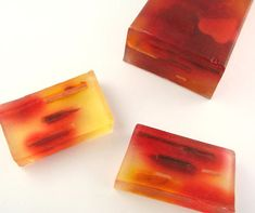 After Debbie's Guest Post on using Oxides in Melt and Pour soap, I received some emails requesting more information about bleeding colorants. Thank you for the feedback – please, keep it coming. Melt and Pour soap is an extremely versatile art form. The options for making exceedingly clean, precise and gorgeous designs are literally endless …