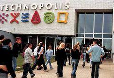 Technopolis, het Vlaamse doe-centrum voor wetenschap en technologie