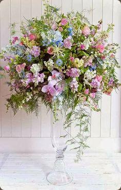 Galeria de arranjos florais