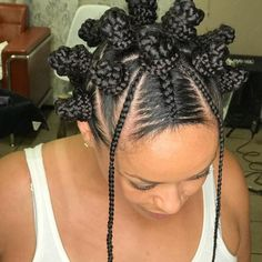 bantu knots hairstyles / bantu knots ` bantu knots hairstyles ` bantu knots how to do ` bantu knots hairstyles kids ` bantu knots curls ` bantu knots hairstyles natural hair ` bantu knots hairstyles protective styles ` bantu knots out Bantu Knot Out, Bantu Knot Styles, Braid Styles, Bantu Knot Hairstyles, African Braids Hairstyles, My Hairstyle, Kid Hairstyles, Short Natural Curls, 3c Natural Hair