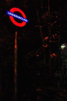 London Underground via: Behind The Lens Lukey #travel #london #photography