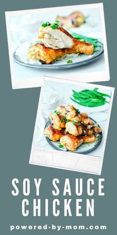 This soy sauce chicken recipe is easy to make, full of flavour and produces tender and yummy chicken. It can be made with drumsticks or thighs. Soy Sauce Chicken, Chicken Sauce Recipes, Brunch Recipes, Easy Dinner Recipes, Delicious Recipes, Easy Recipes, Easy One Pot Pasta Recipe, Quick Easy Meals, Slow Cooker Recipes