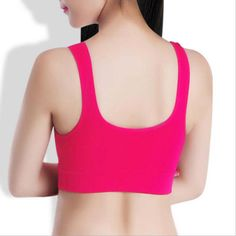0d332167372f6 Aliexpress.com   Buy Women Sexy Fashion Push Up Sports Bra Running Fitness  With No