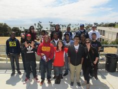 College Tour at UCSB & SBCC