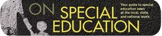 News On Special Education - Outcomes for Students with Severe Disabilities Can, Must Improve @Education Week