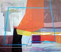 """Saatchi Art Artist Jim Harris; Painting, """"Nummer Neunzehn."""" #art"""