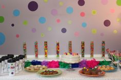 Cute dollar store party