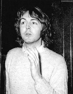 Paul McCartney, late 60's