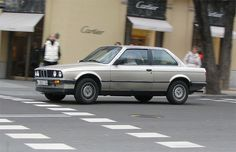 1986 BMW 320i Coupé [E30] by coopey, via Flickr