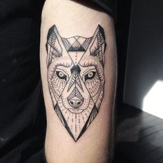 45 awesome tribal lone wolf tattoo designs meanings tattoo journal pinterest wolf tattoo. Black Bedroom Furniture Sets. Home Design Ideas