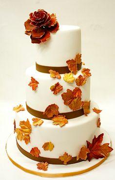 40 Dazzling Wedding Cakes From Lulu Cake Boutique - MODwedding