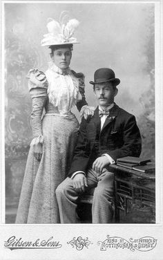 Ancestors Live Here: Fridays Faces From the Past ~ Unidentified Photo ~ 2