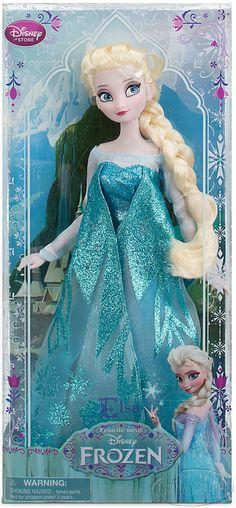 elsa the snow queen doll ~ from disney's frozen