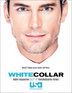 White Collar | tv serie | Matt Bomer
