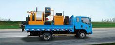 Asphalt road regeneration repair equipment