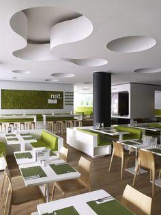 organic food restauraurant in Hamburg