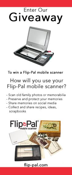 Flip-Pal mobile scanner giveaway at True Miracles with Genealogy Camera Frame, Old Family Photos, Flipping, Giveaway, Medical, Photo Books, Gadgets, Family Genealogy, November 2013