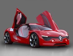 Renault Dezir Concept