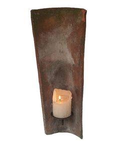 Dachziegel Kerzenhalter