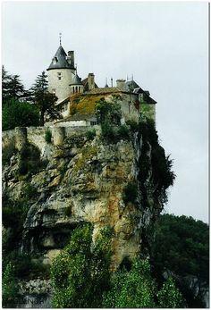 Chateau de Belcastel, Dordogne, France