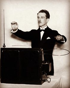 """1,443 Likes, 9 Comments - Moog Music (@moogsynthesizers) on Instagram: """"#HappyBirthday to the one who first connected us to the ether, Leon #Theremin~"""""""