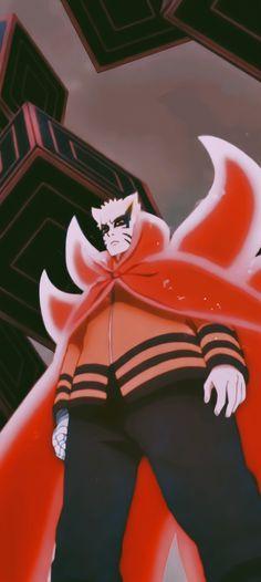 Naruto Uzumaki Baryon Mode
