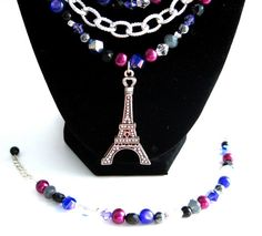 World Traveller Collection: From Paris with Love by HuntJewelz