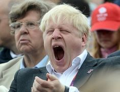 You could be a psychopath if you don't yawn, a study has found - people with low empathy levels don't copy the gestures of others Eric Blair, Dark Triad, Common People, Tired Eyes, George Orwell, Boris Johnson, Find People, Psychopath