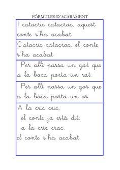 La capsa màgica dels contes por Ceip Mare de Déu del Remei Acover - issuu Catalan Language, Conte, Valencia, Teacher, Math Equations, Ideas, Texts, Writing, Writing Workshop