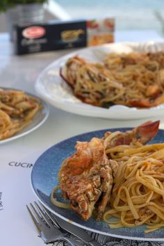 ASTAKOMAKARONADA_20160801_0287 Spaghetti, Ethnic Recipes, Food, Meals, Yemek, Noodle, Eten
