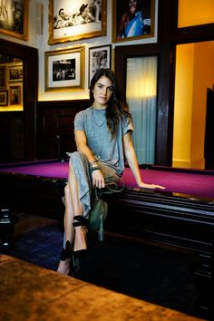 Nikki Reed – Photoshoot For 'The New Potato' – April 2016 Club Outfits, Night Outfits, Boho Outfits, Sexy Outfits, Stylish Outfits, Spring Outfits, Damon Salvatore, Nina Dobrev, Louisiana