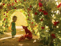"Antoine de Saint-Exupéry's ""Little Prince"" reborn - in animated paper"