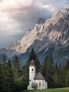 Alpine Panorama - Captured in Tyrol, Austria