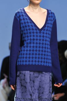 Richard Nicoll at London Fashion Week Fall 2014 - StyleBistro