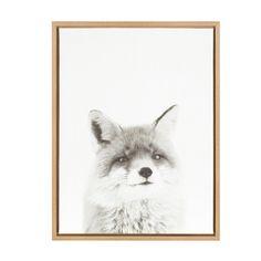 fox wall art