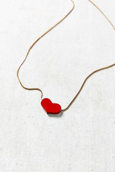 Playful Friends Necklace - Urban Outfitters