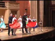 Musica e Danza - Vánoční suita koled evropských národů (2012)