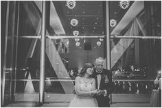Military Father Daughter Dance - Mr. and Mrs. Robinson // Clinton Library Wedding // Little Rock Arkansas | Cassie Jones Photography