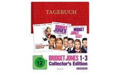 [Angebot]  Bridget Jones 1-3  Collectors Edition [Blu-ray] für 2499