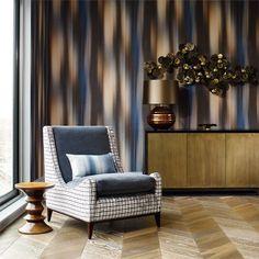 Zoffany - Luxury Fabric and Wallpaper Design   Products   British/UK Fabric and Wallpapers   Atmosfera (ZAKA312505)   Akaishi Wallcoverings