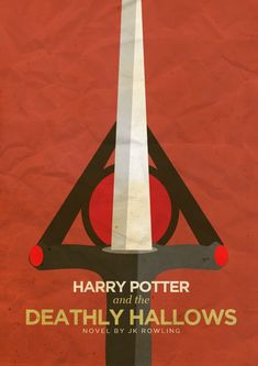 Harry Potter Posters for each book