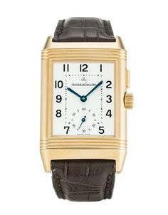 Jaeger-LeCoultre Reverso Duo 272.2.51