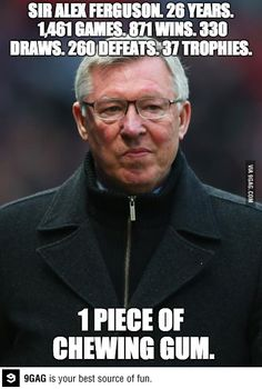 Sir Alex Ferguson Facts