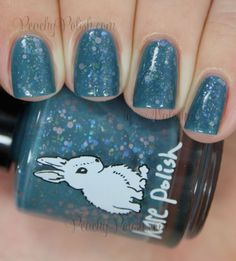 Hare polish A Box, Indied Metamorphose, swatched $9