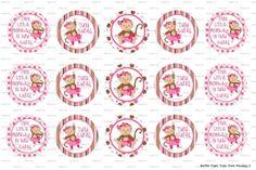 15 Tutu Cute Monkey 1 Digital Download for 1 Bottle by MaddieZee, $1.75